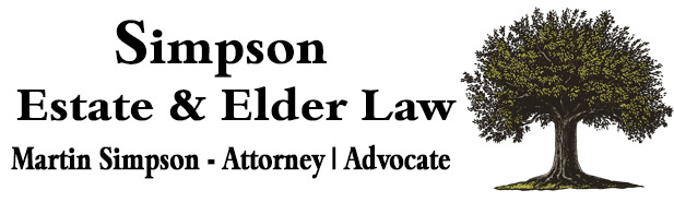 Simpson Estate and Elder Law